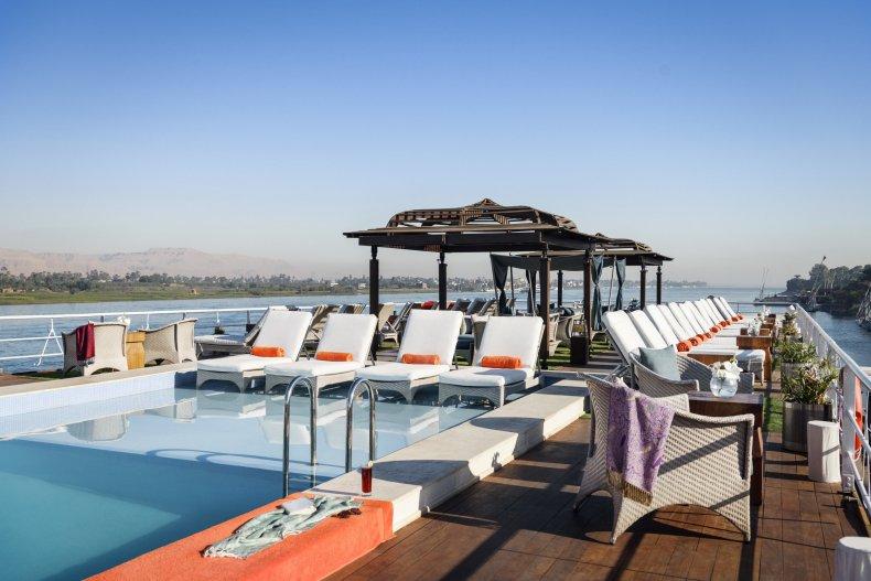 Sanctuary Nile River Egypt Cruise