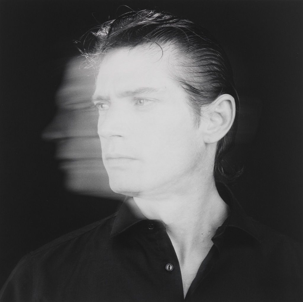 Robert Mapplethorpe, Self Portrait,