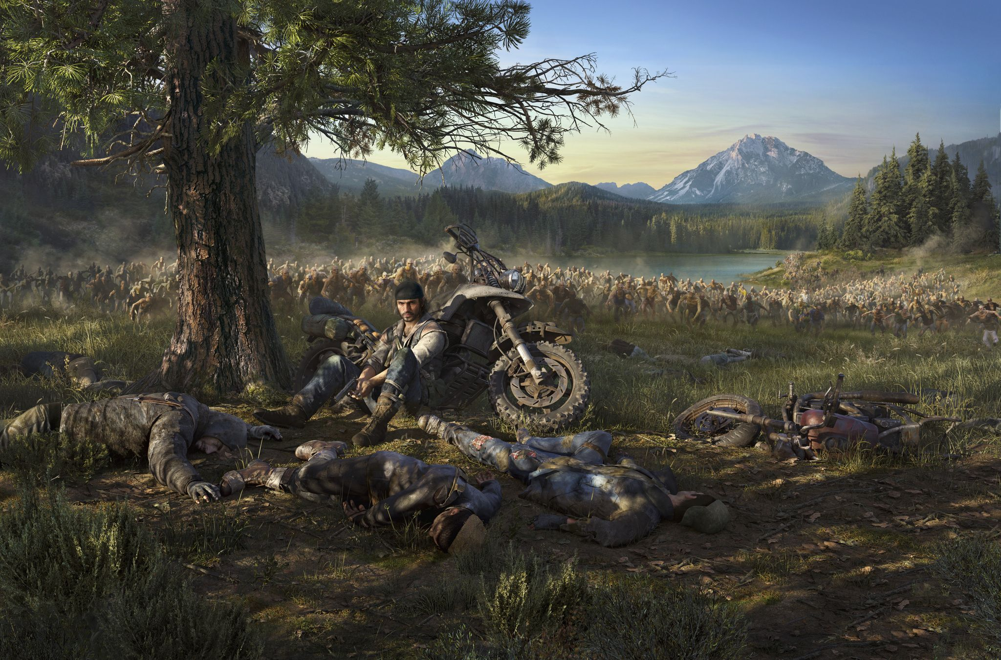 days gone review ps4 is it worth it header