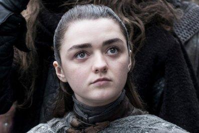 Arya Stark/Game Of Thrones