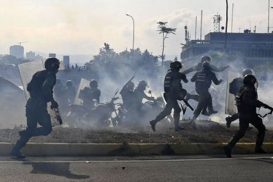 Kellyanne, Conway, Venezuela, military, coup
