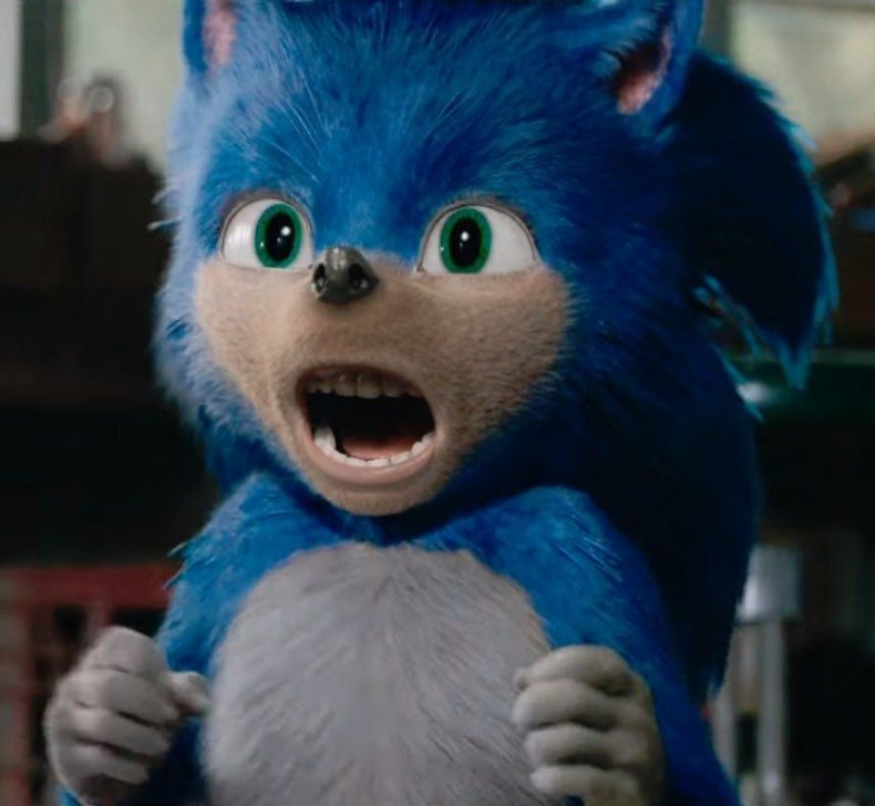 sonic the hedgehog trailer is bad