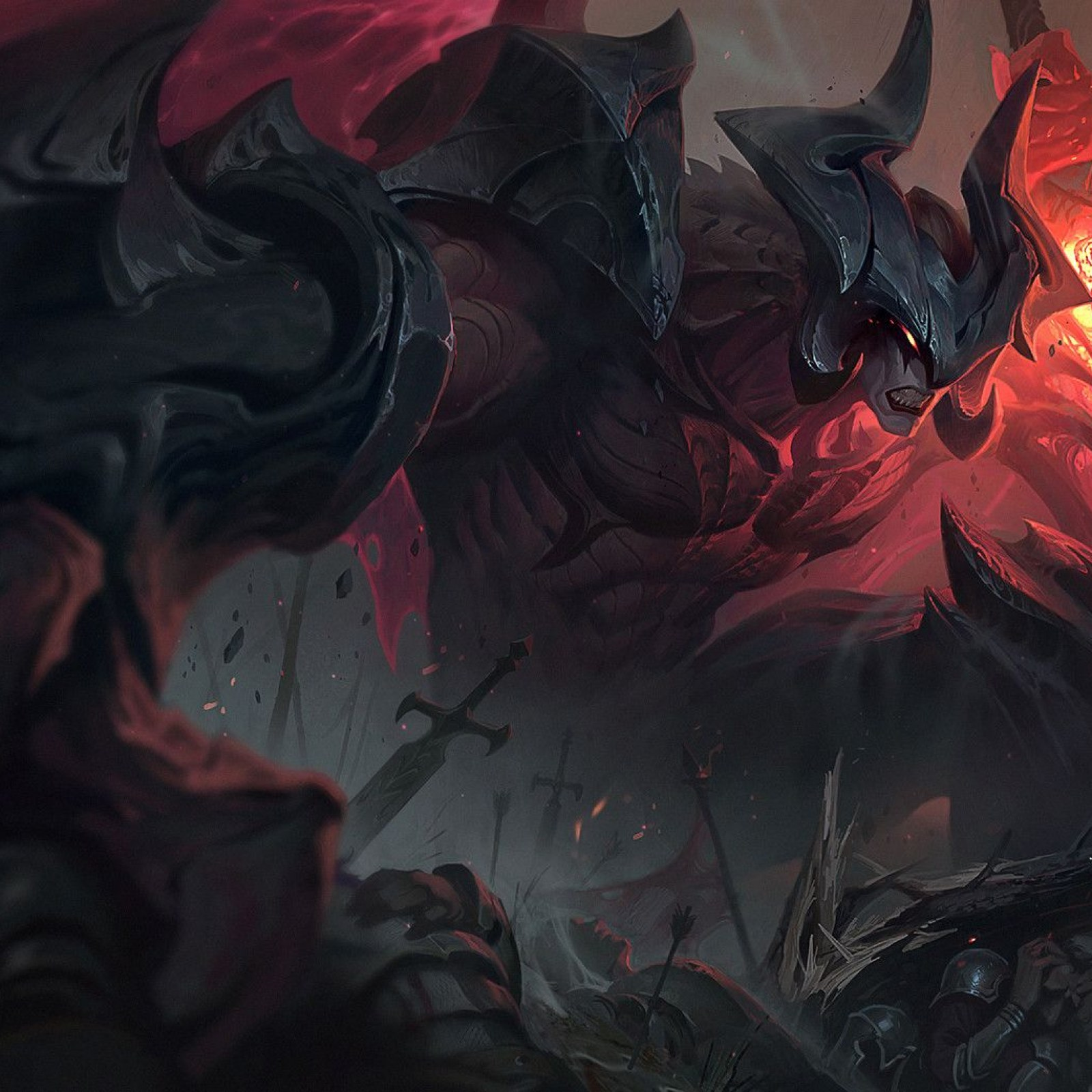 League of Legends' 9 9 Patch Notes: Major Changes to Aatrox