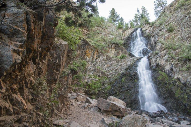 CASPER Waterfall