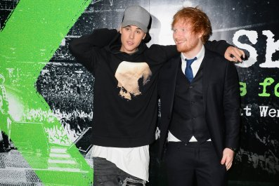 "justin bieber ed sheeran collaboration ""10"""