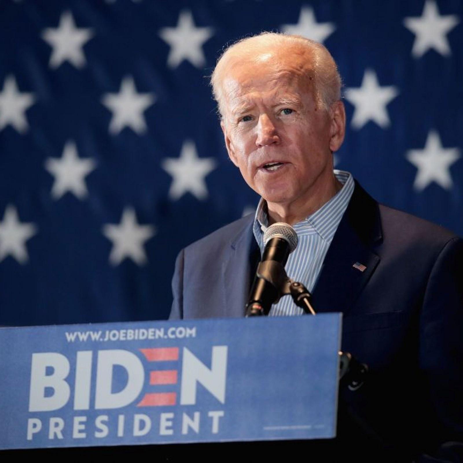 Joe Biden Gives Donald Trump 'Clown' Nickname, Says 'S O B