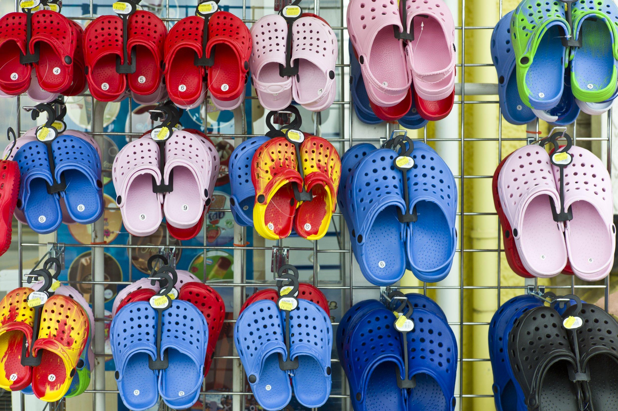Crocs Now Have Fanny Packs