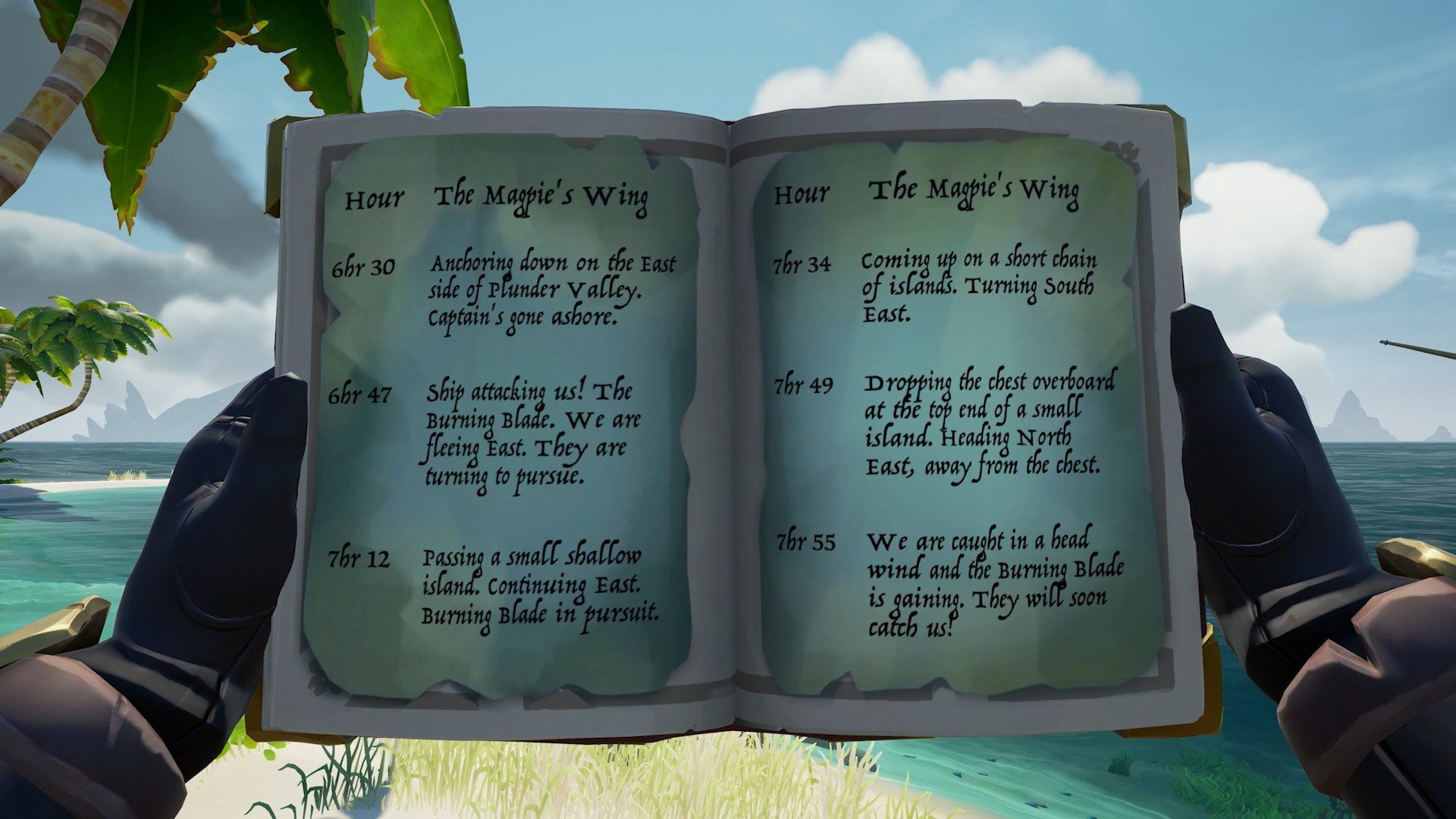 sea-of-thieves-tall-tales-direction sea, of, thieves, tall, tales, guide, shroudbreaker, ancient, chest, location, islands, locations, ancient, vault, puzzle, how, to solve