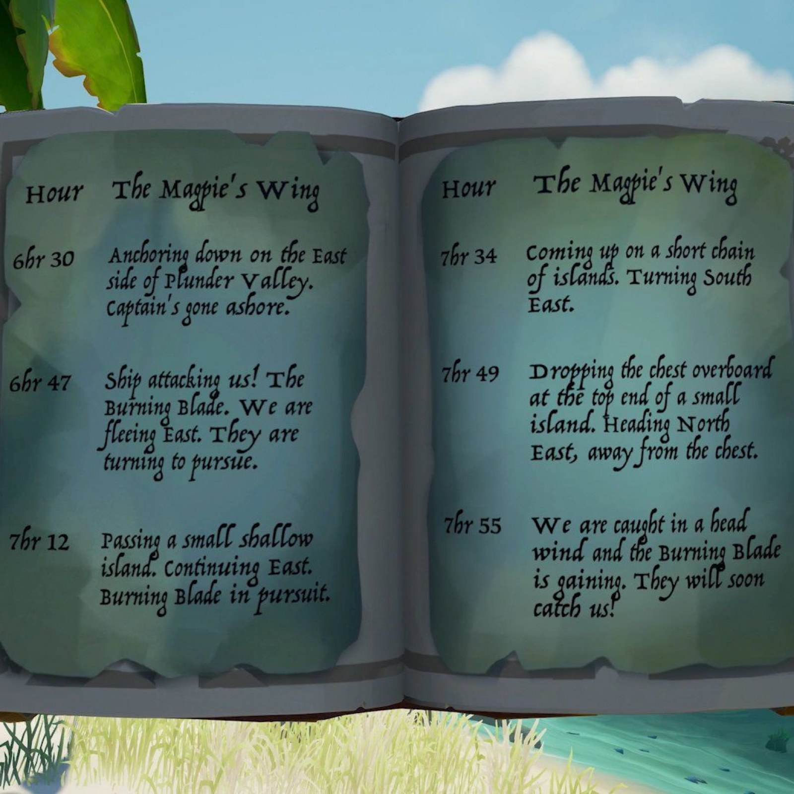 Sea of Thieves' Shroudbreaker Tall Tale Guide: How To Find Ancient