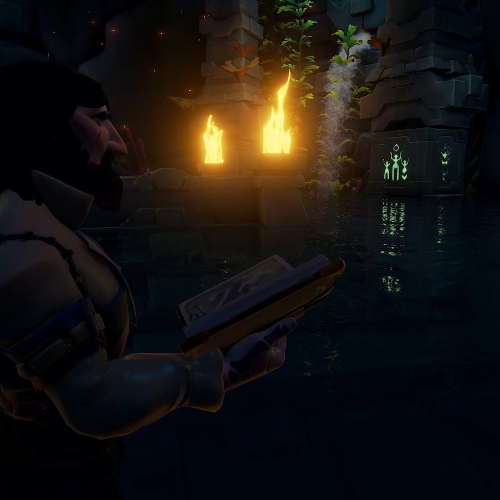 Sea of Thieves' Shroudbreaker Tall Tale Guide: How To Find