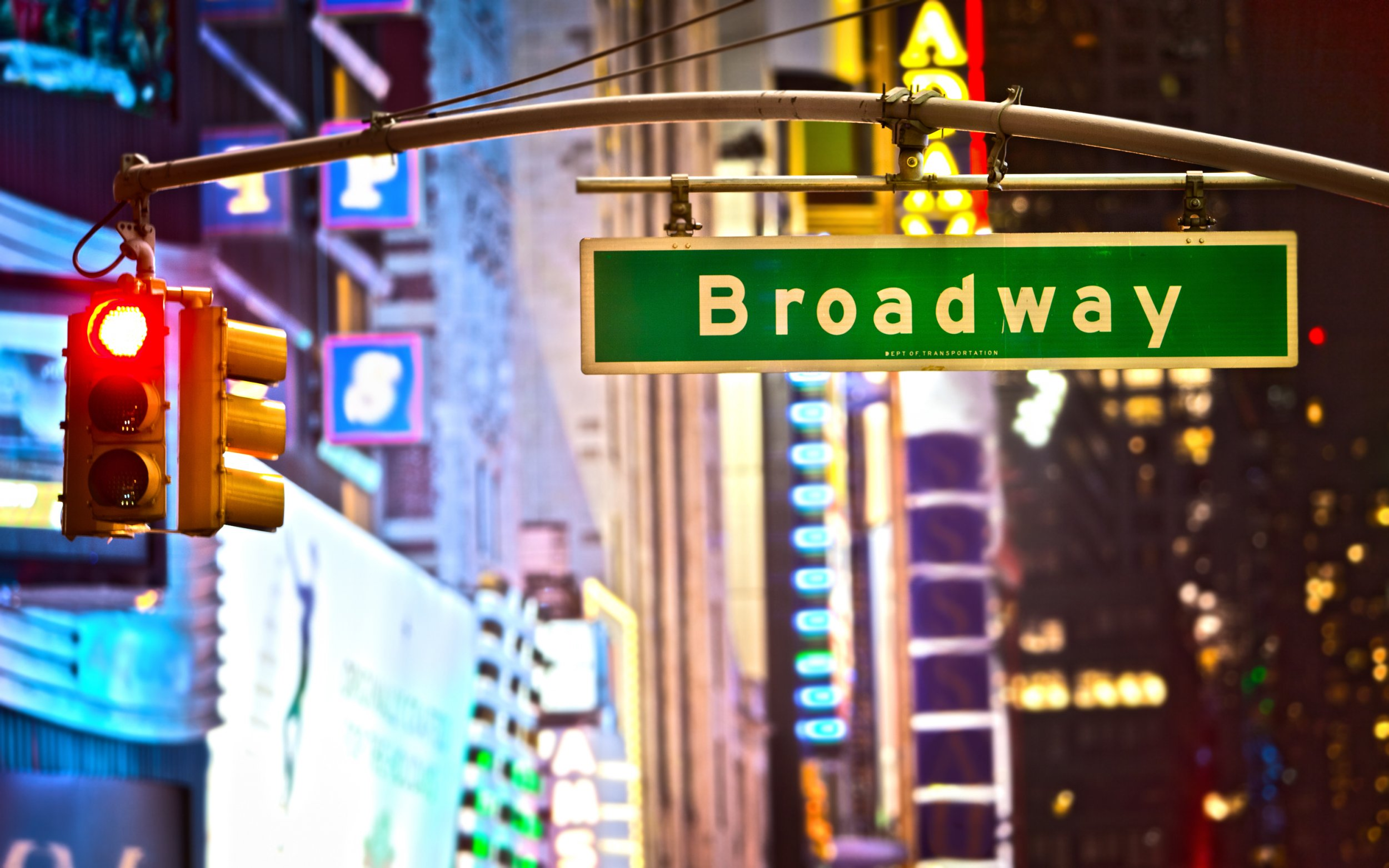 NYC Theater District Restaurants COVER