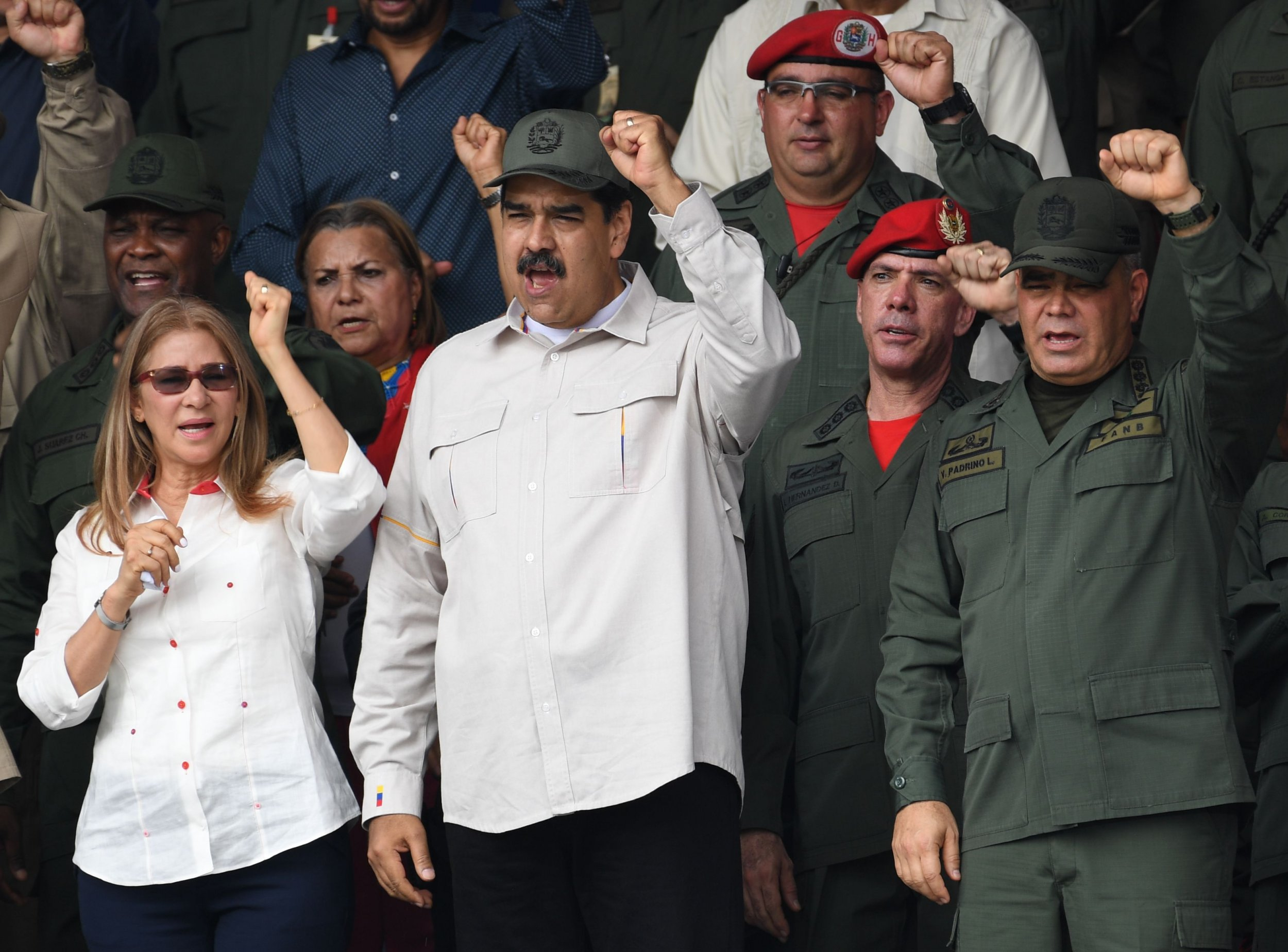 63234a7dd U.S. Claims Venezuela's Maduro Was 'Ready to Leave,' but Russia Told Him to  Stay