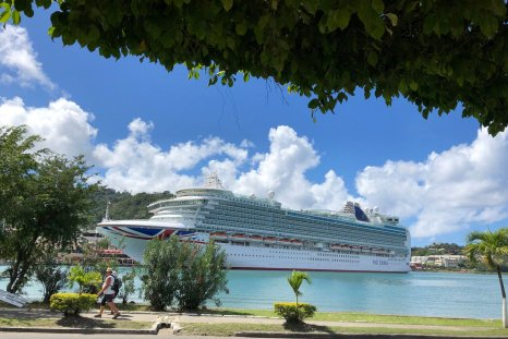 Saint Lucia cruise ship quarantine