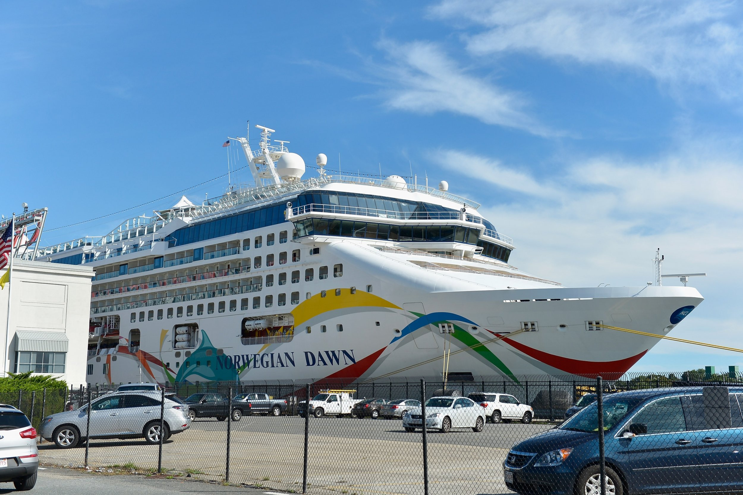 Norwegian Dawn cruise ship rape