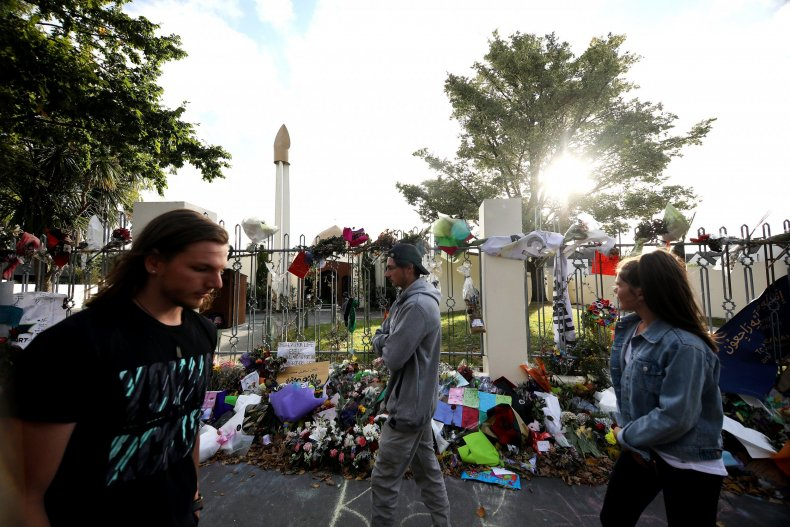 New Zealand Christchurch mosque shooting trial white supremacy