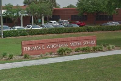 Thomas E. Weightman Middle School