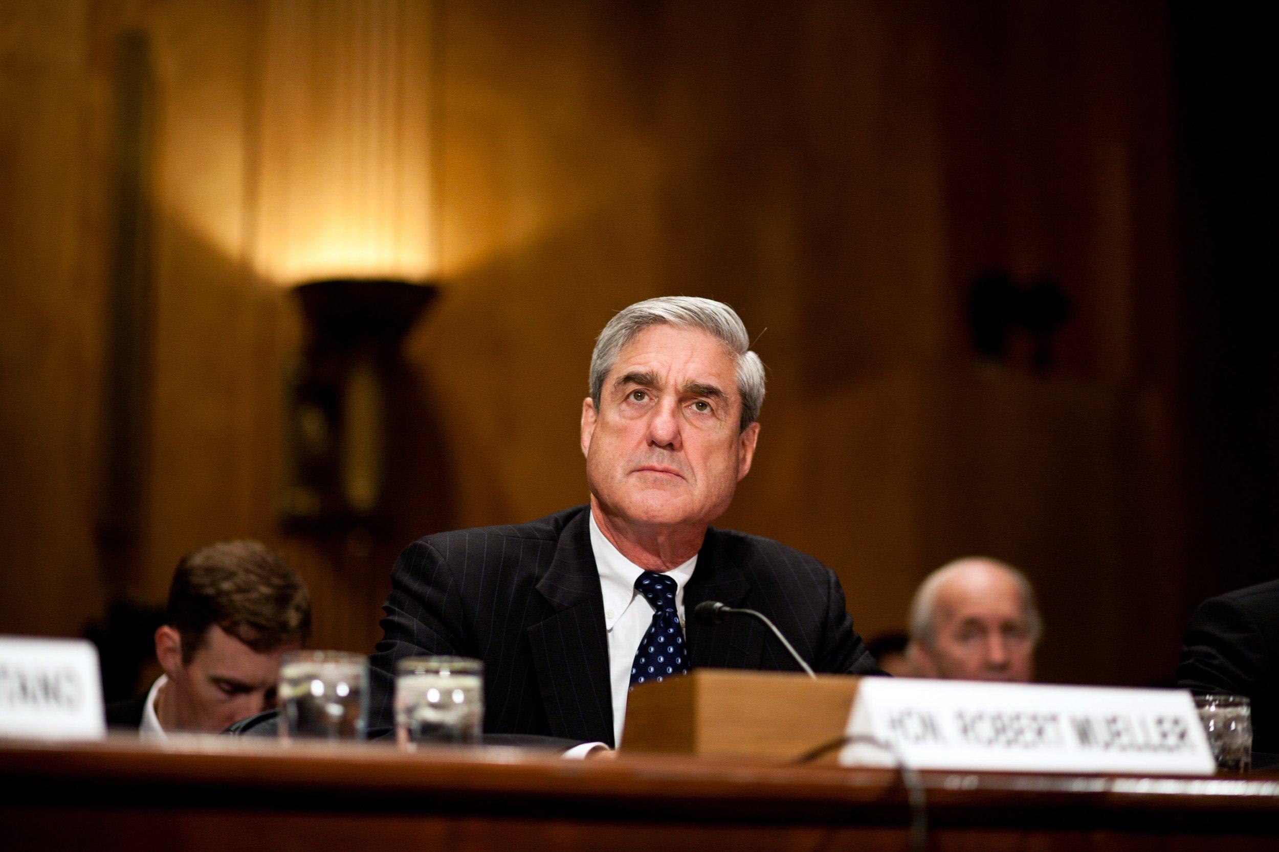 Robert Mueller integrity John Brennan William Barr