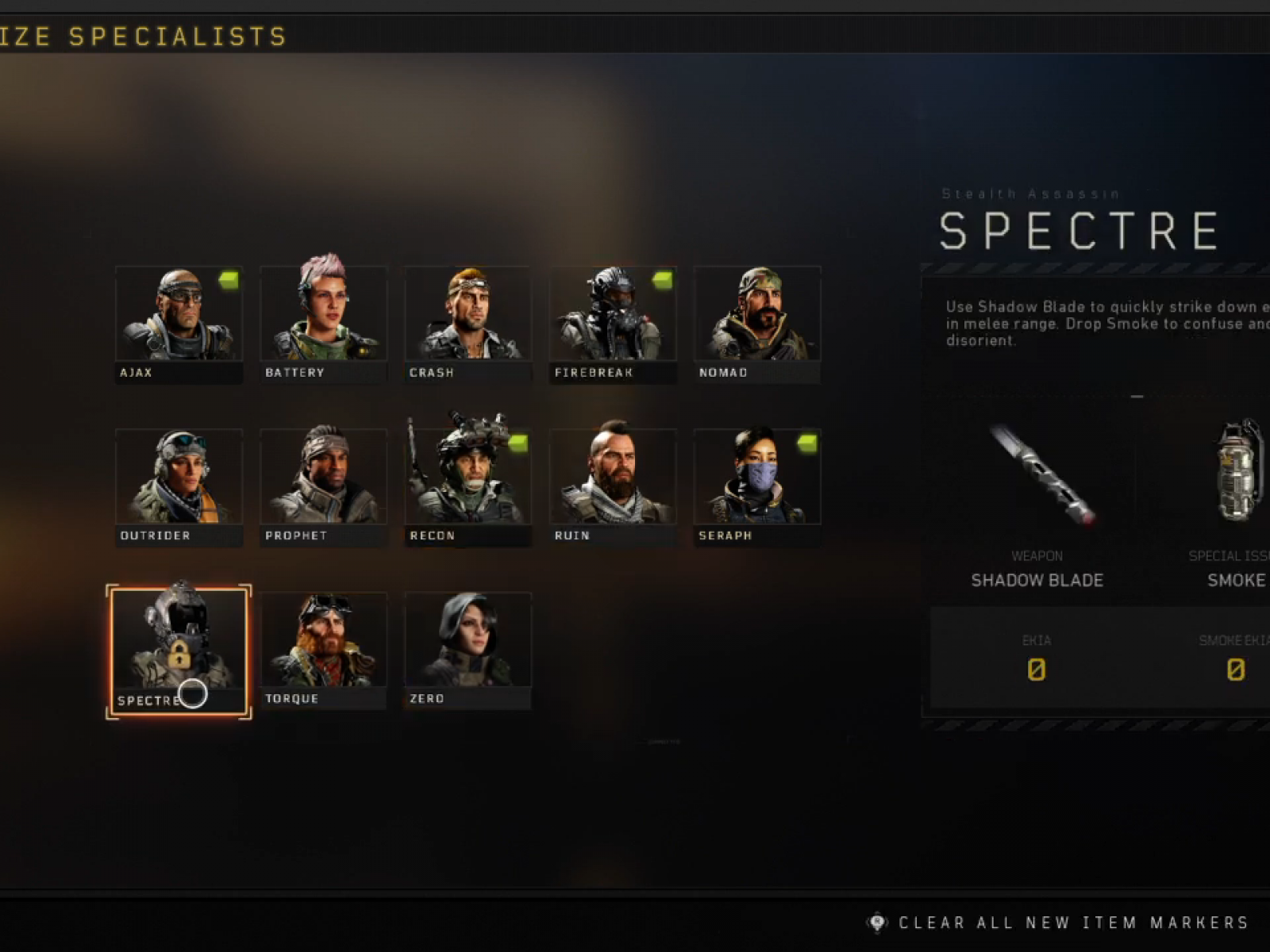 Call of Duty: Black Ops 4' Spectre Guide - How to Unlock