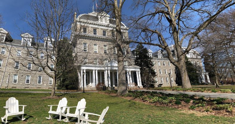 Allegations of 'rape attic,' hazing lead to frats disbanding at Swarthmore