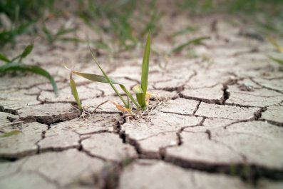 drought soil earth dry stock getty