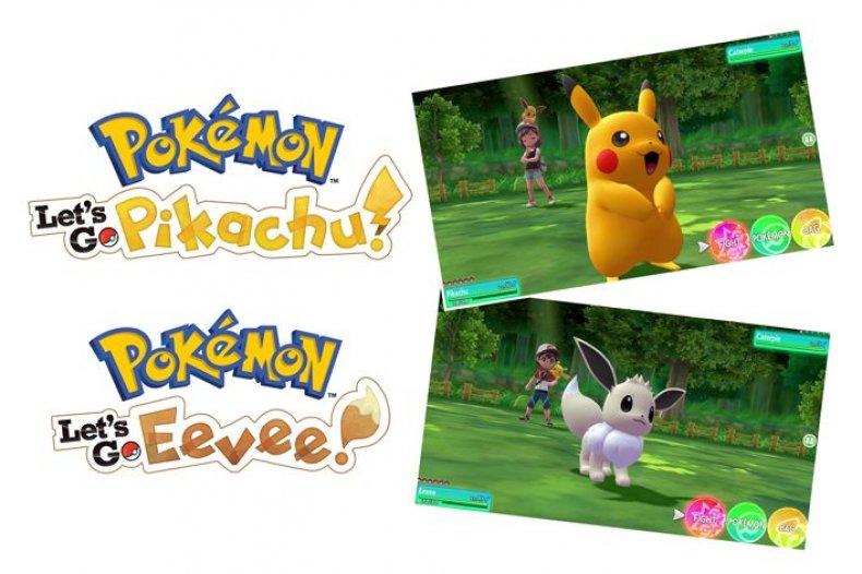 pokemon lets go shiny pikachu shiny eevee distribution may pokemon pass mobile app