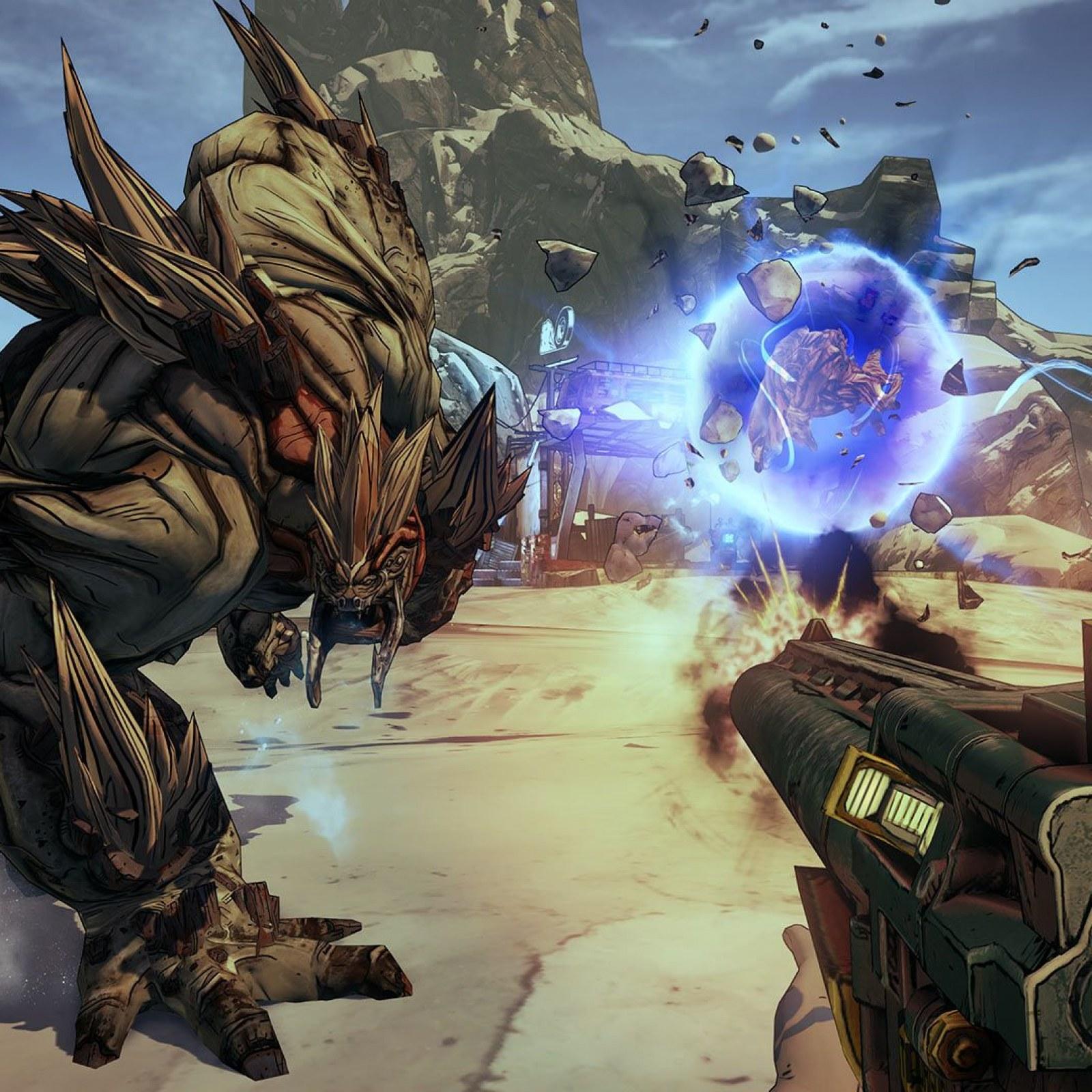Borderlands 3' Gameplay Reveal Recap - Weapons, Skills