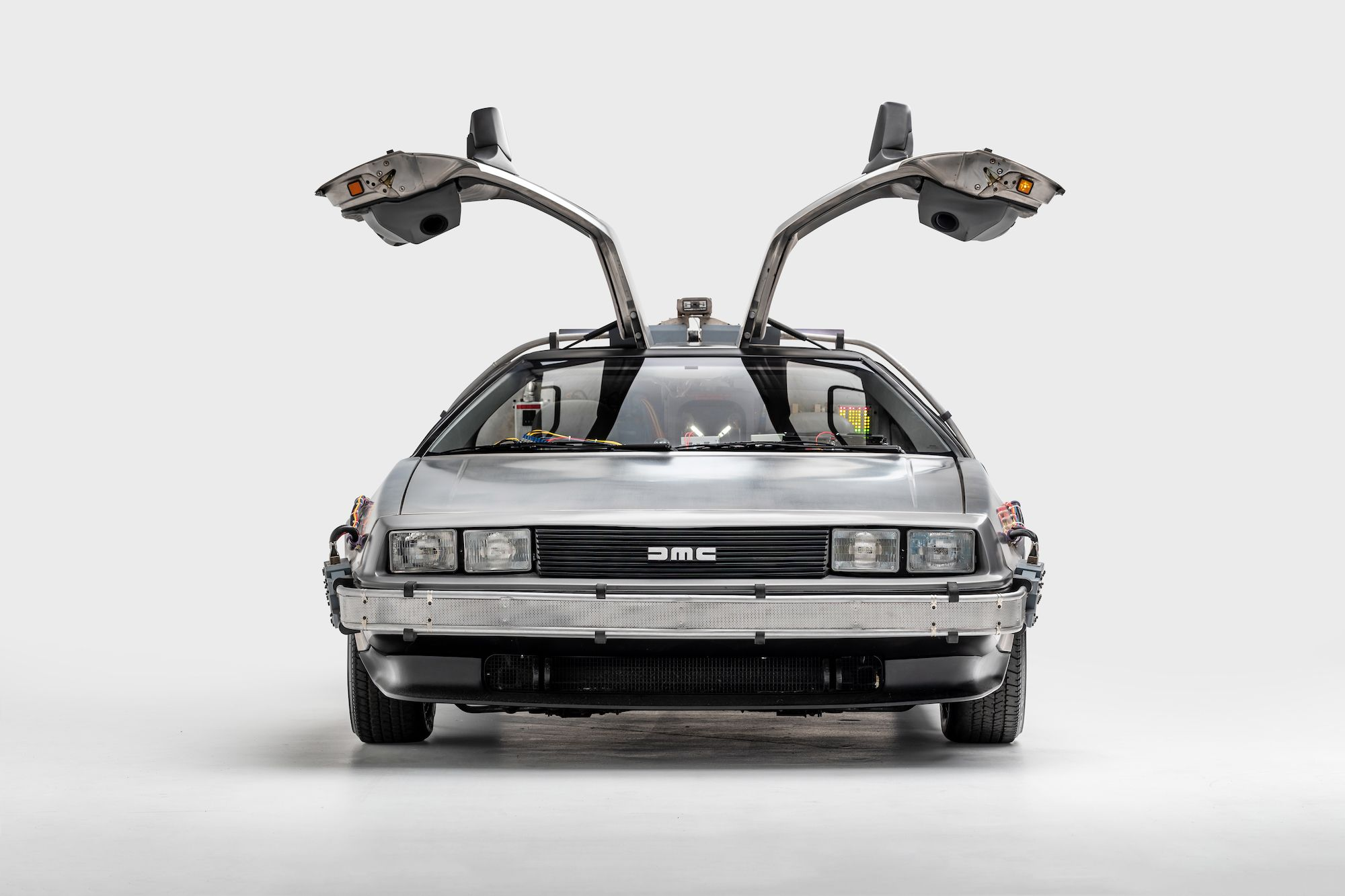 1 Back to the Future - Petersen Automotive Museum
