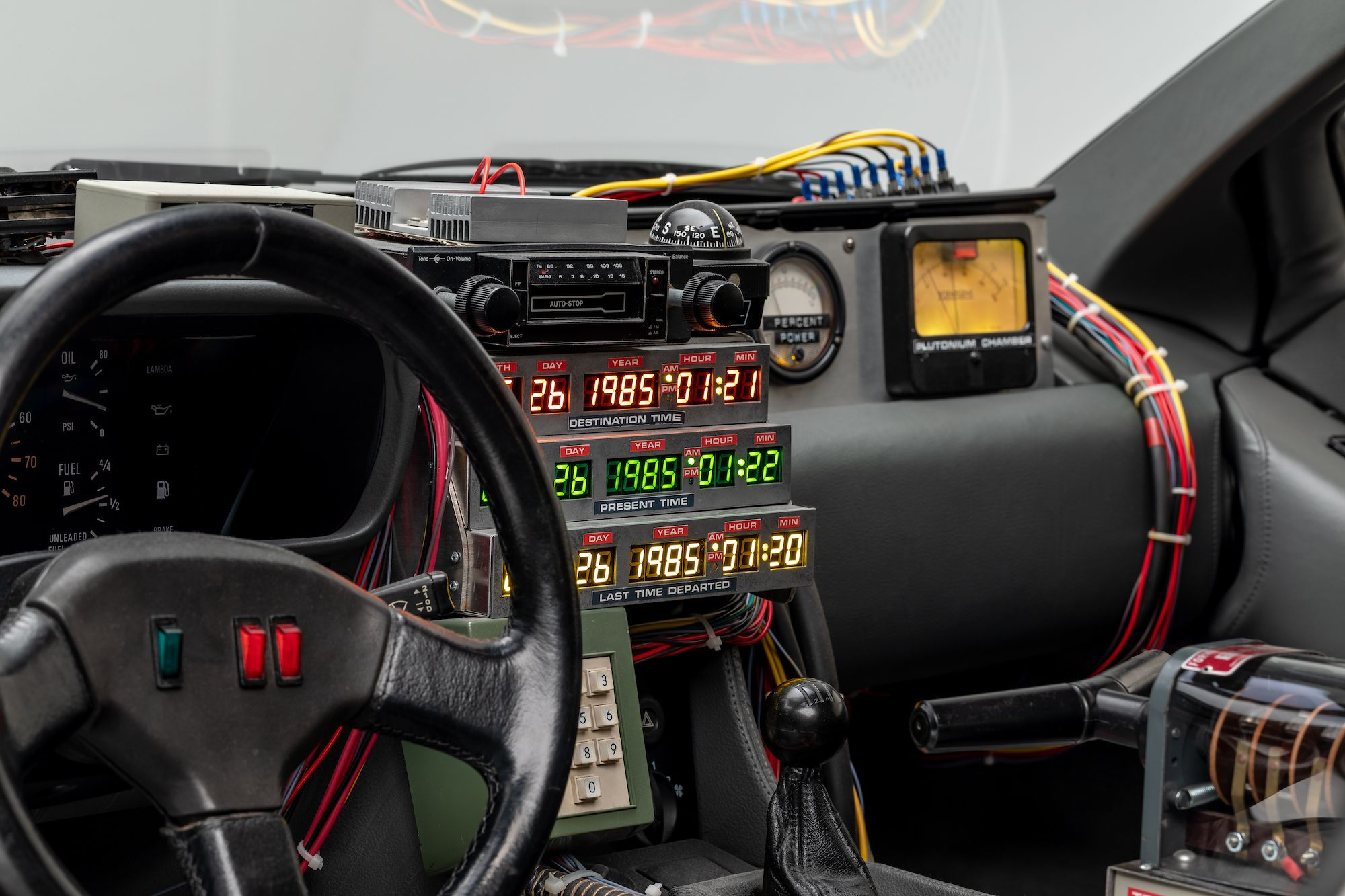 2 Back to the Future - Petersen Automotive Museum