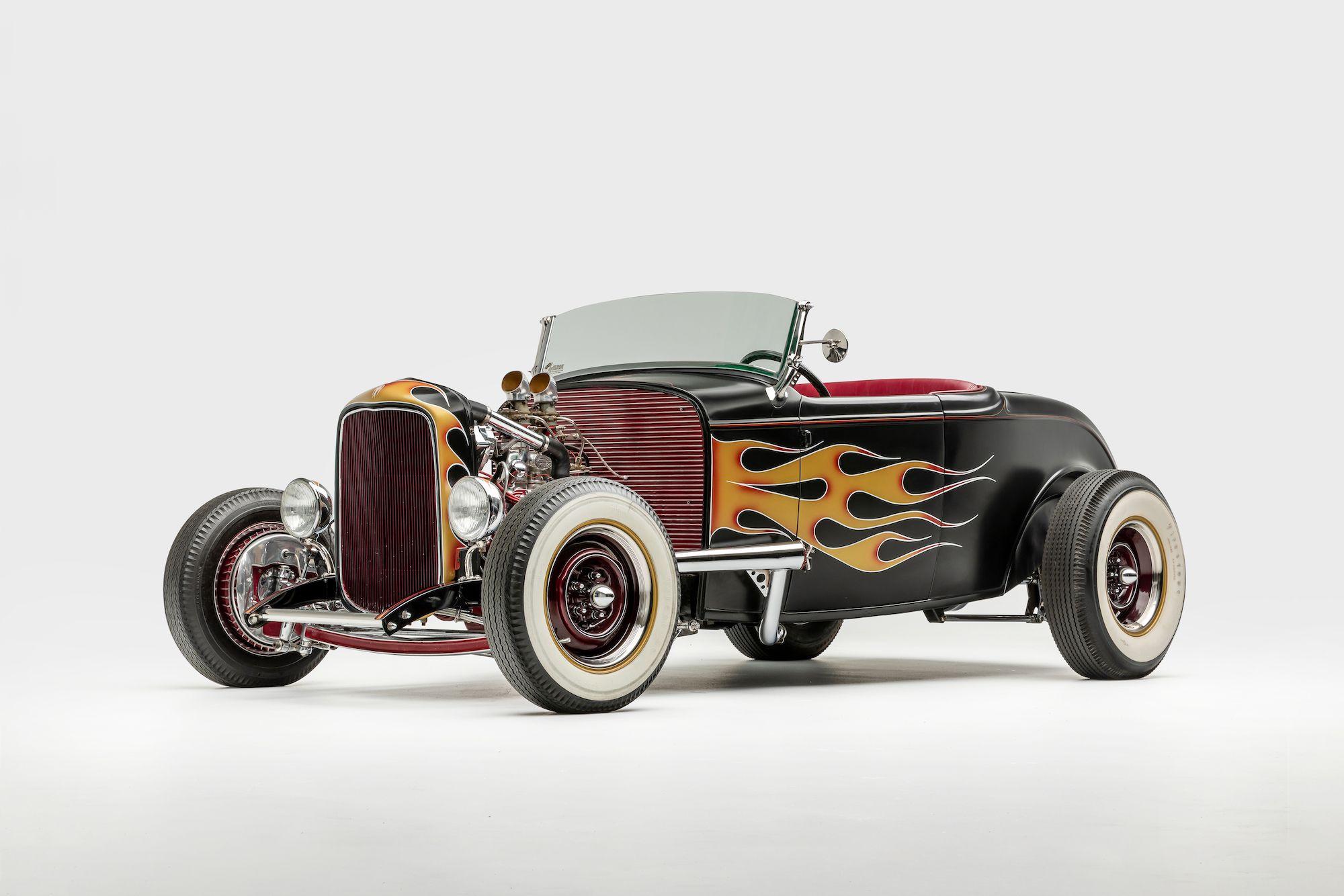 9 Iron Man - Petersen Automotive Museum