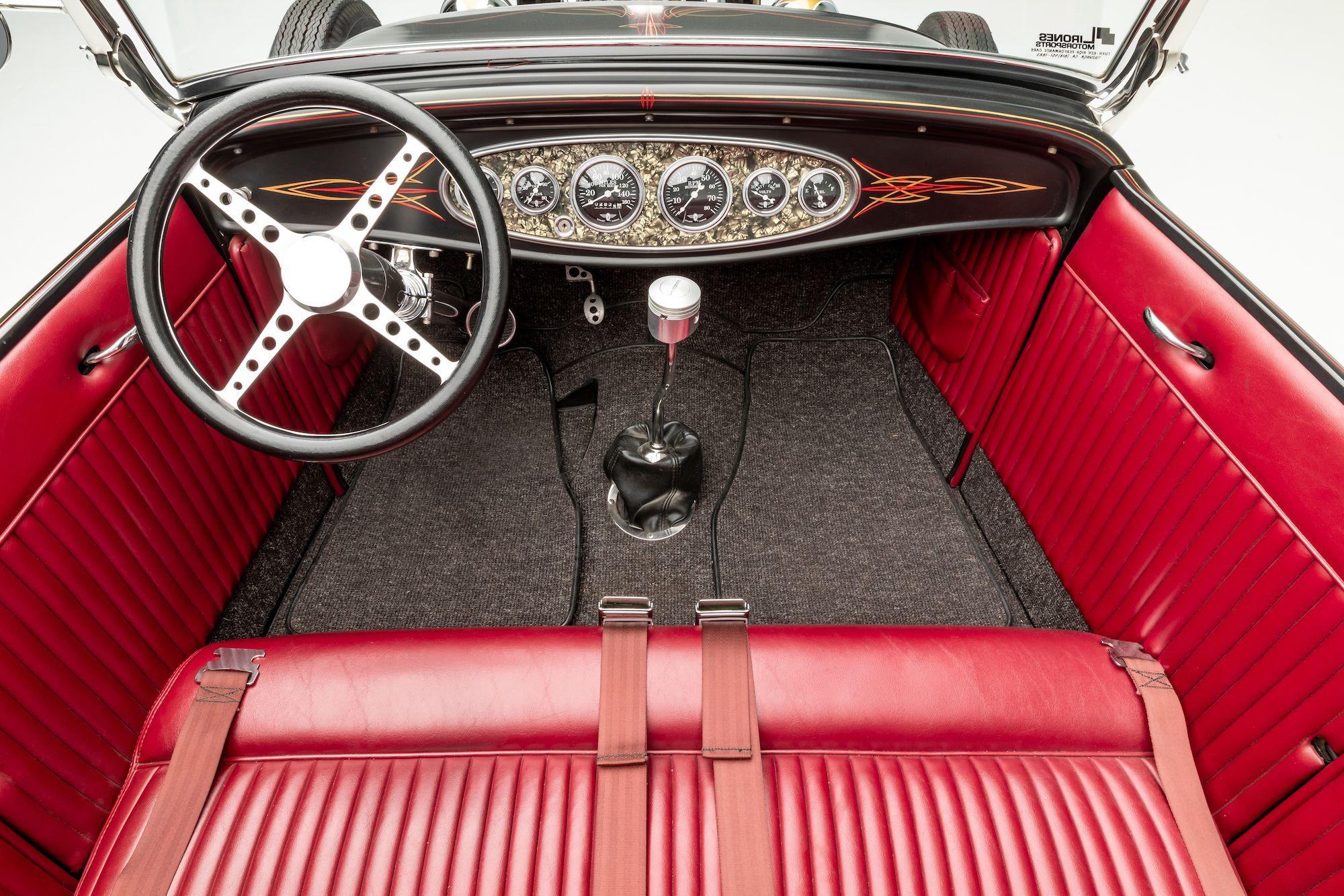 10 Iron Man - Petersen Automotive Museum