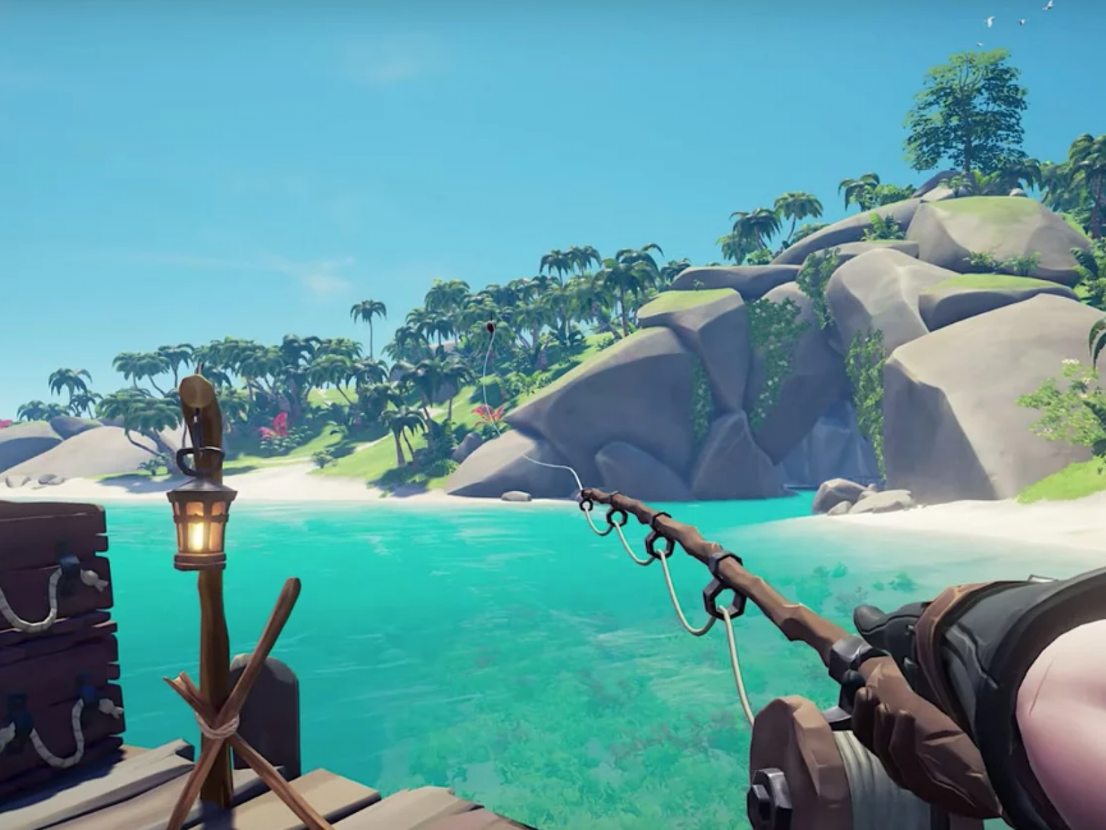 Sea Of Thieves Fishing Guide How To Catch Cook And Sell Every