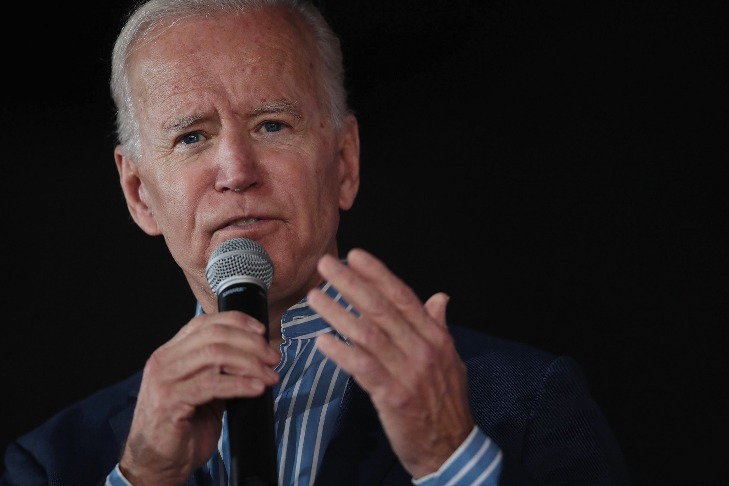 Harris Poll: Biden +32 Over Bernie, Mayor Pete In Third
