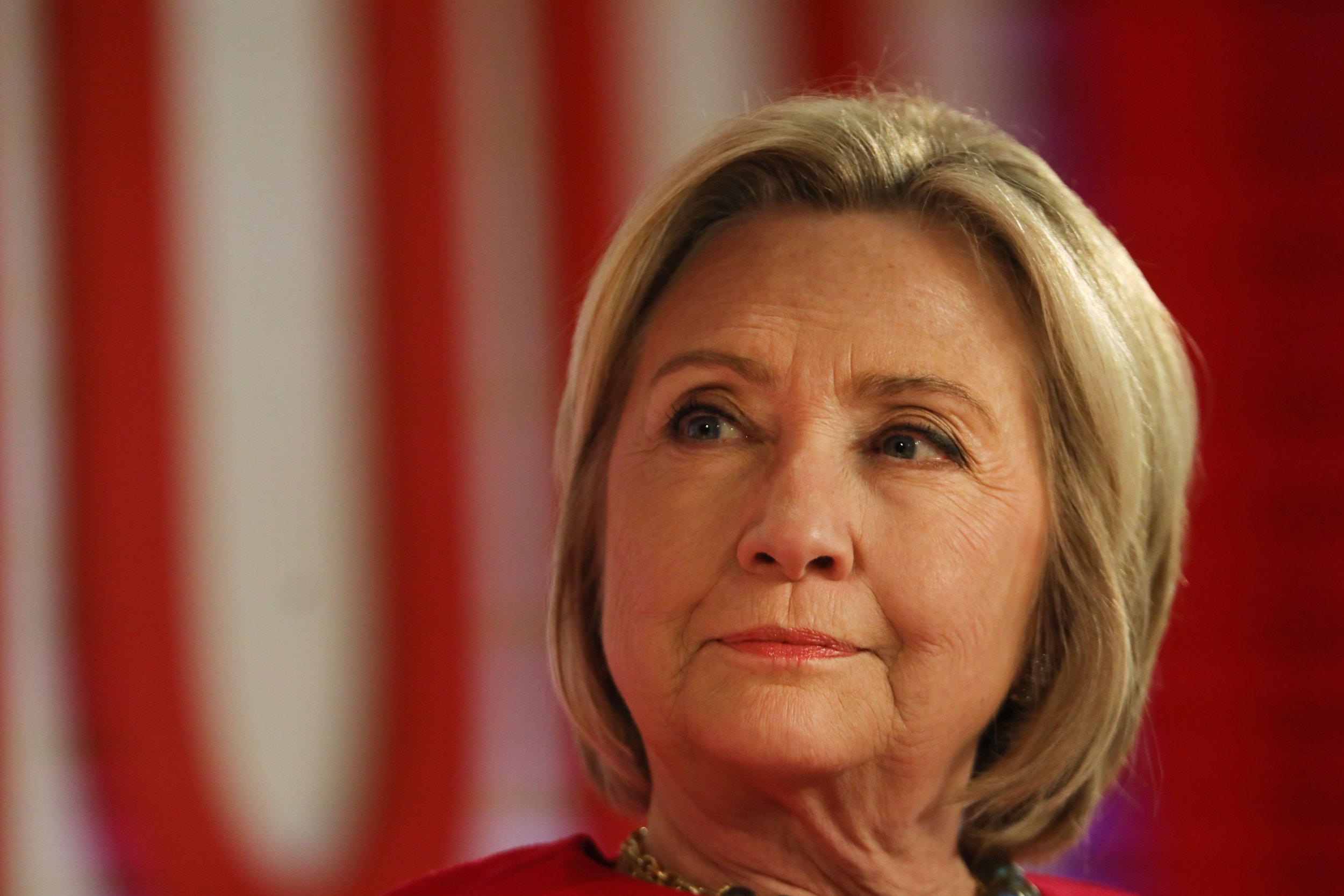 Hillary Clinton, Lindsey Graham