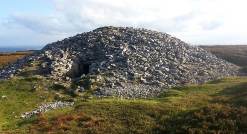ireland bruial site