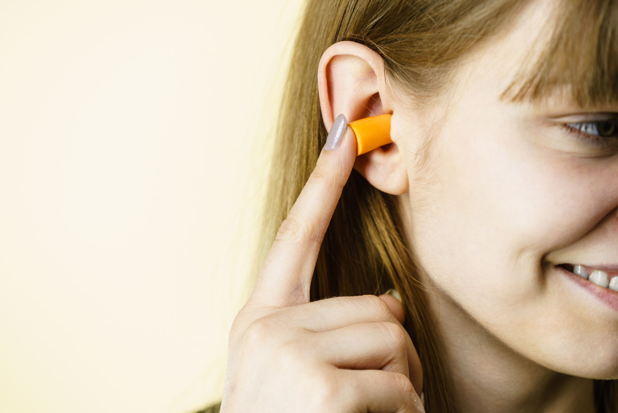 Howard Leight ear plugs