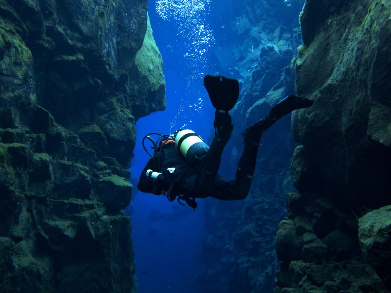 8 - 72 Hours in Iceland - Iceland's Silfra Fissure