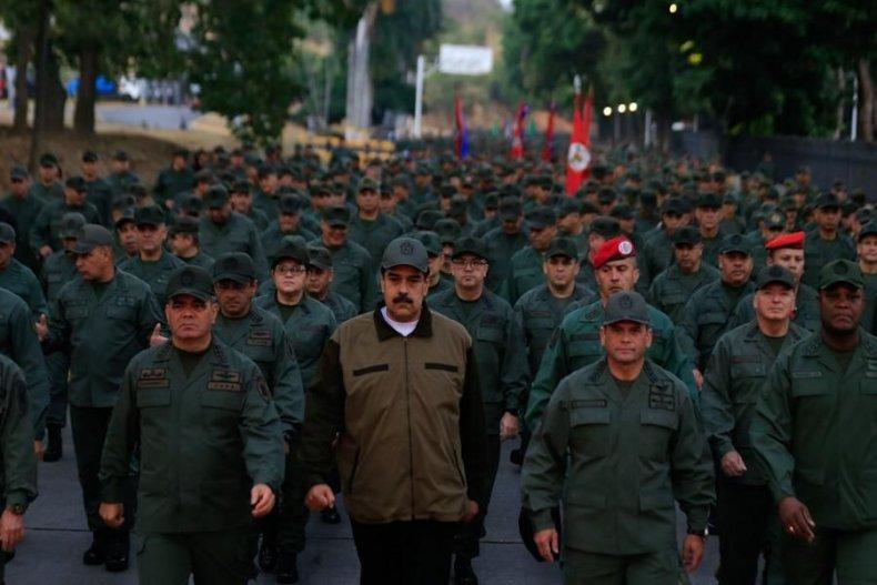 VenezuelaMaduroMarch