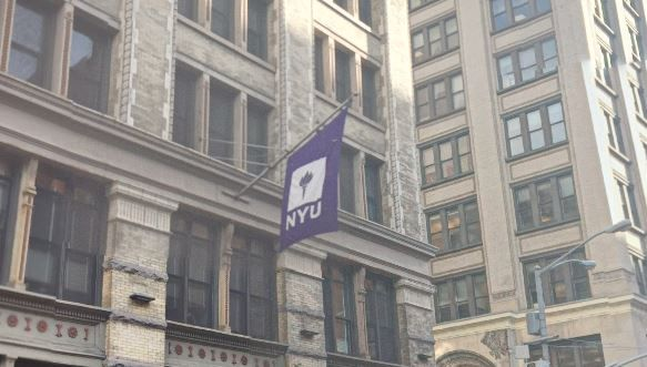 NYU faculty resolution tel aviv campus