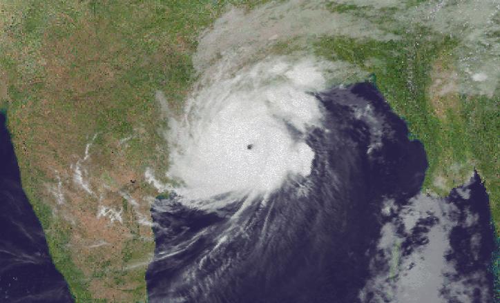 Tropical Cyclone Fani