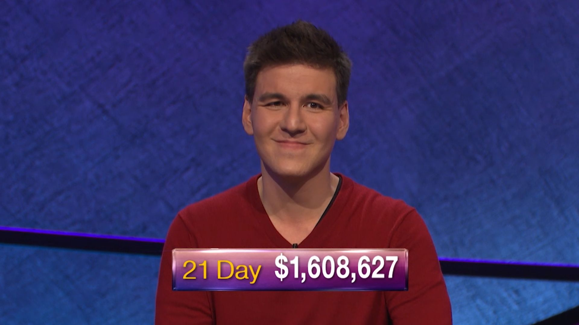 James Holzhauer's New Record