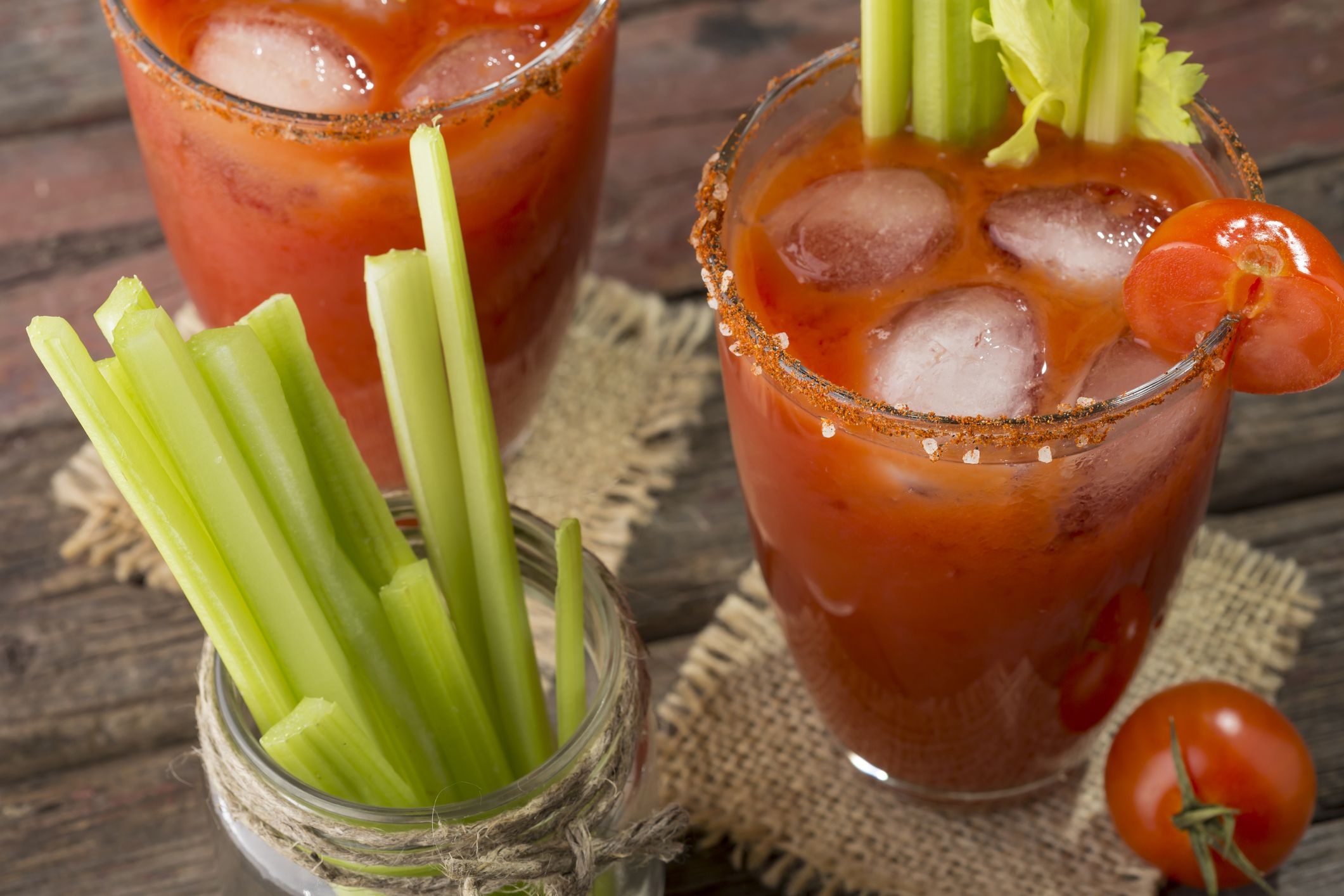 3 Kentucky Derby Drinks - Bloody Mary