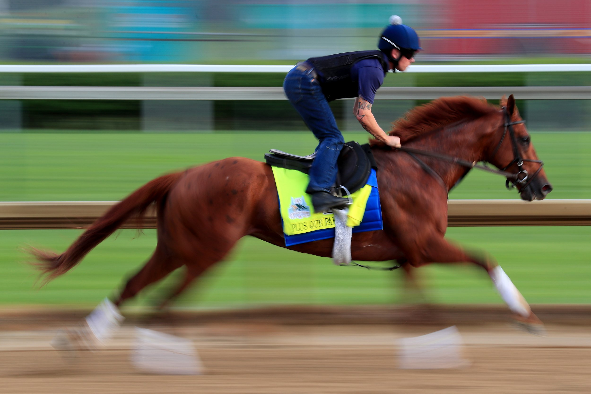 Watch the Kentucky Derby Online Today: How, When, Where