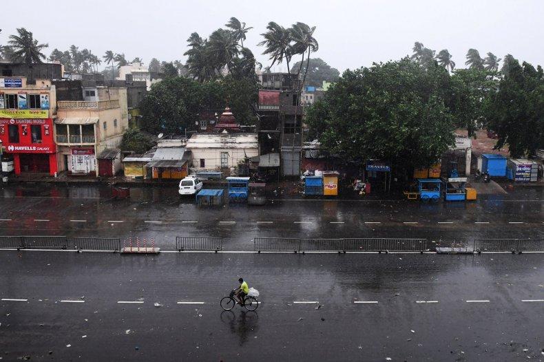 tropical cyclone fani arrival india