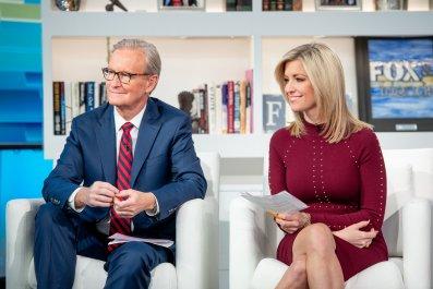 Fox news hosts, trump campaign spying