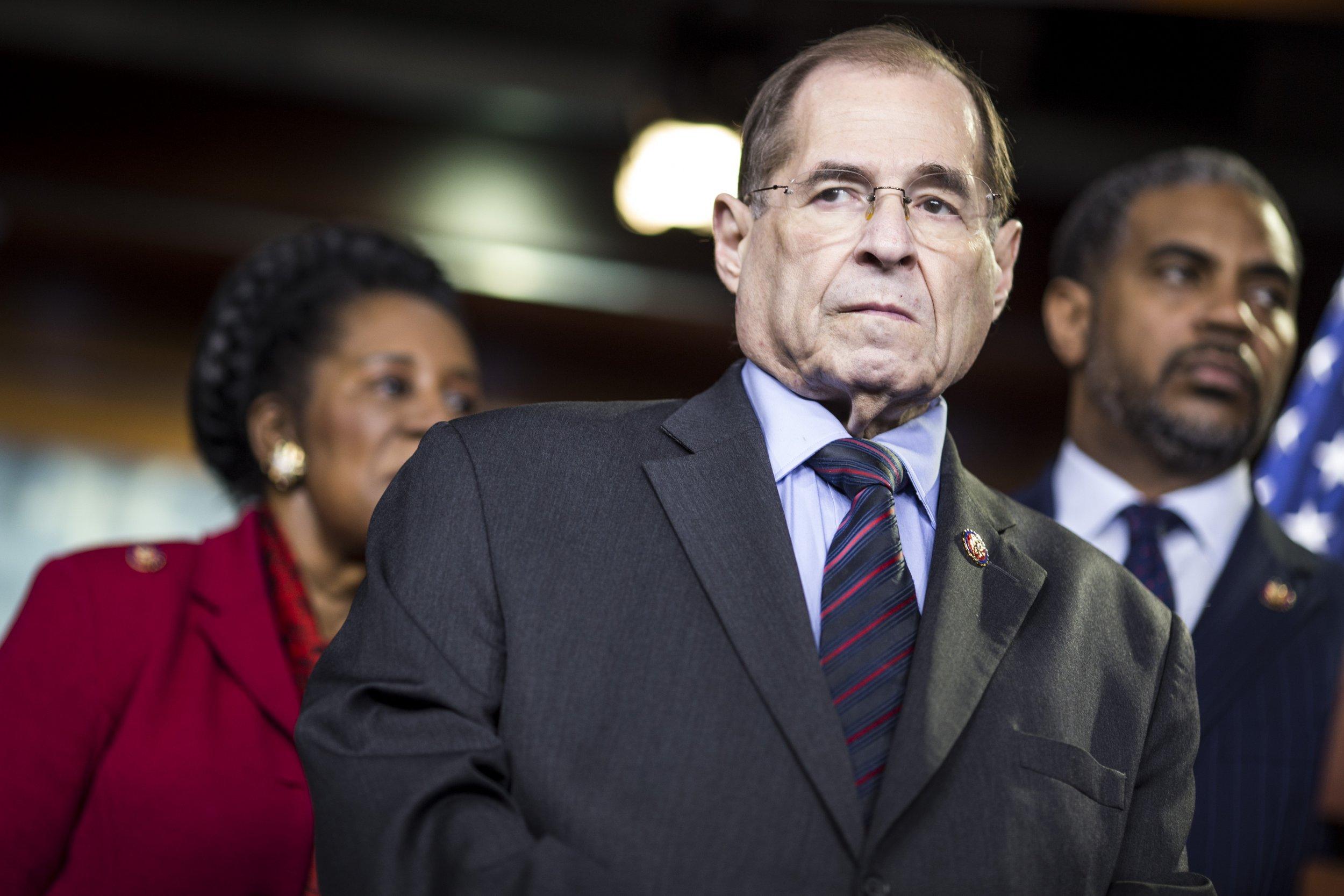 Democrats, Jerry Nadler, Monday contempt deadline