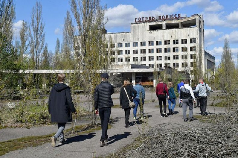 Chernobyl tours safe visit 1