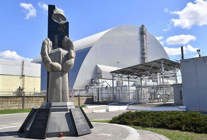 how long Chernobyl completley safe
