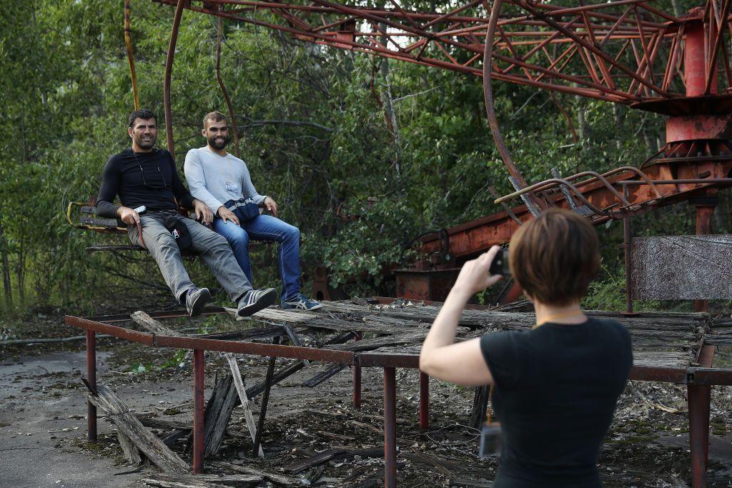 Chernobyl: De ciudad fantasma nuclear a atracción turística [ENG]