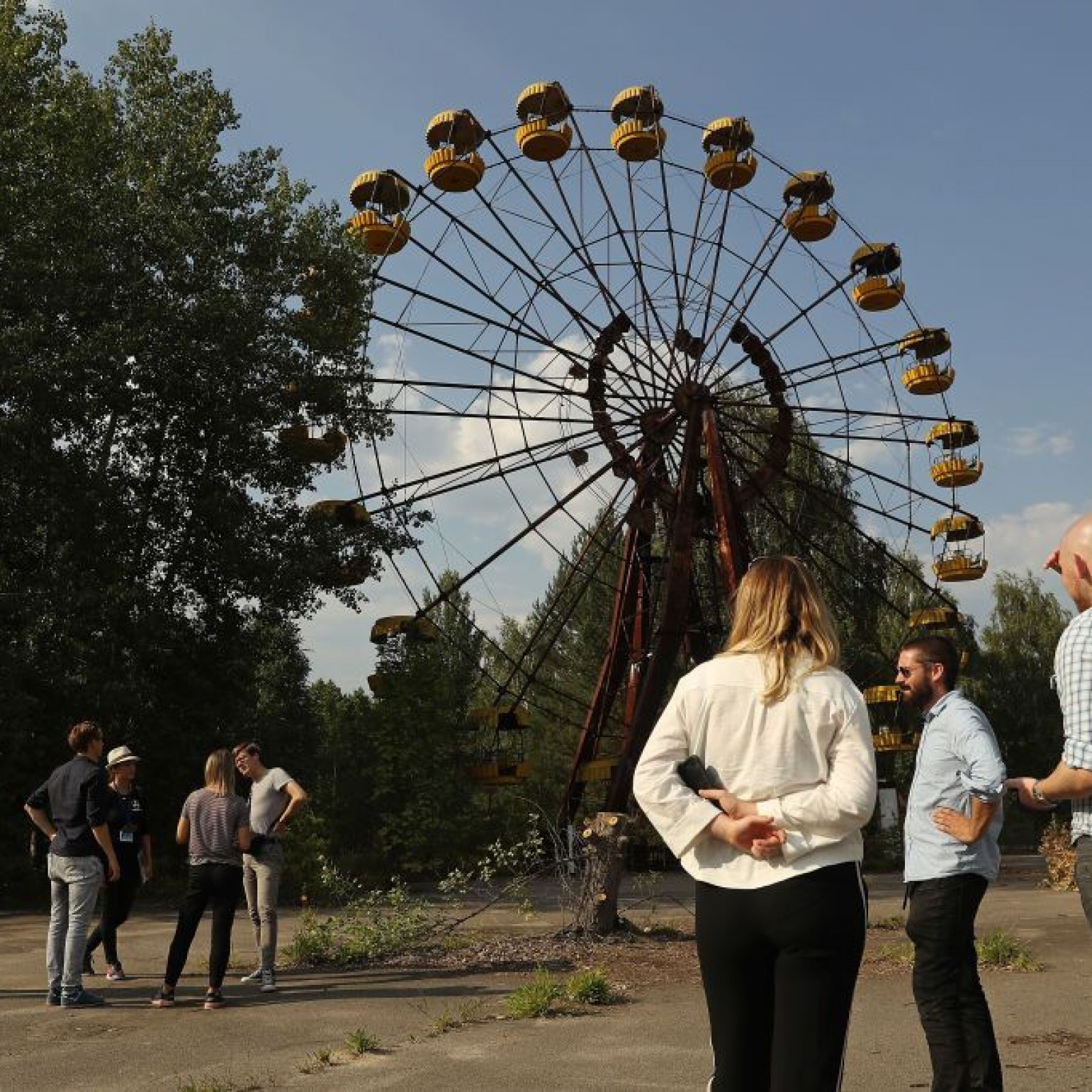 Chernobyl: From Nuclear Ghost Town to Tourist Attraction