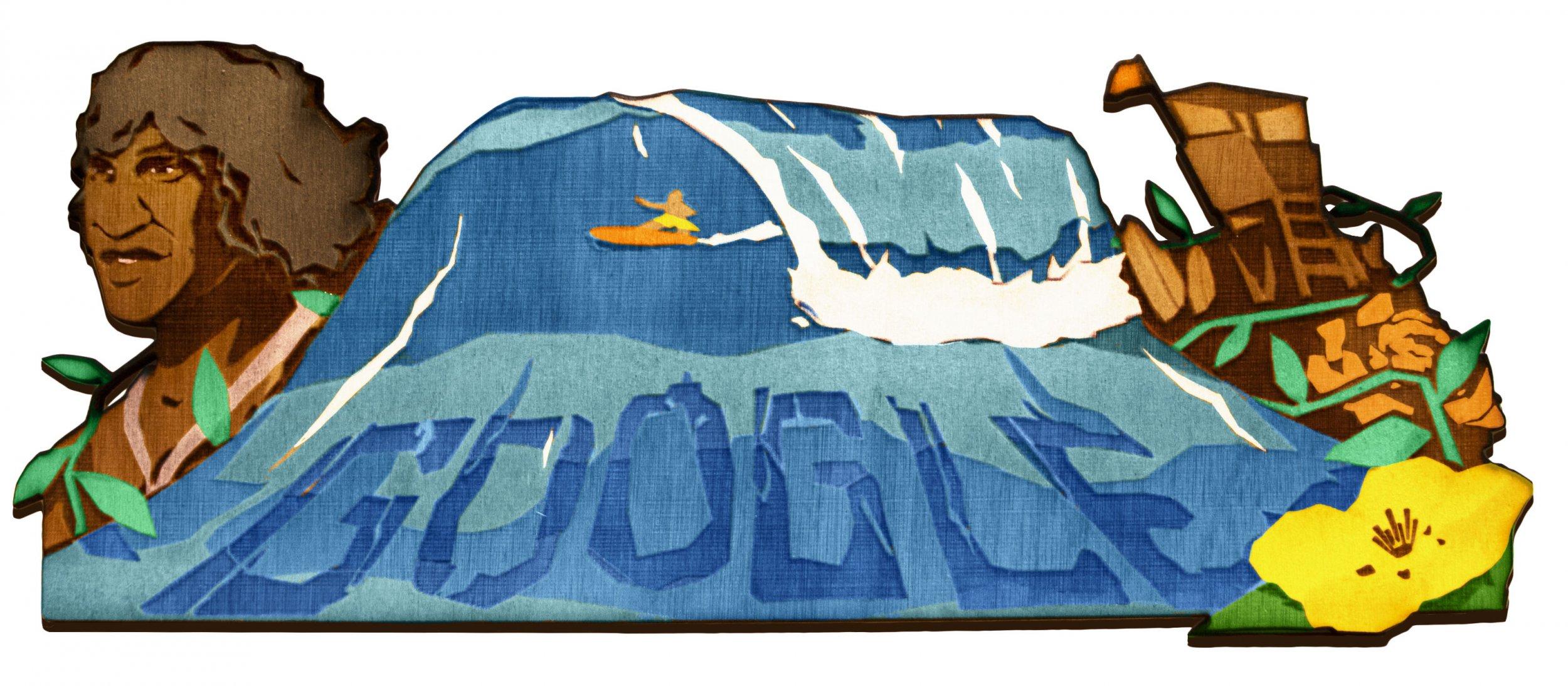 Eddie Aikau google doodle facts